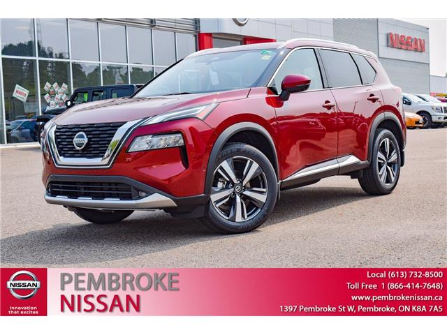 2021 Nissan Rogue Platinum (Stk: 21151) in Pembroke - Image 1 of 30