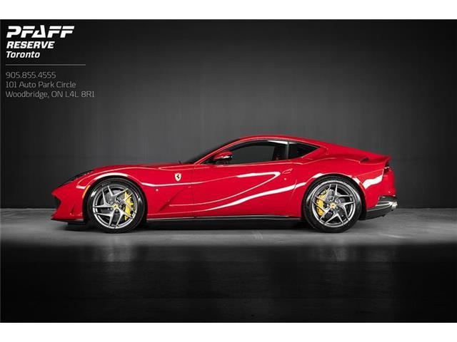 2019 Ferrari 812 Superfast Base (Stk: MU2754) in Woodbridge - Image 1 of 21