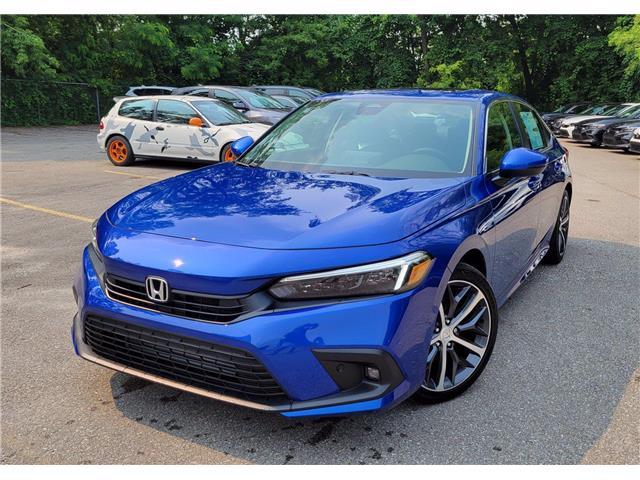 2022 Honda Civic Sedan Touring (Stk: 11330) in Brockville - Image 1 of 21
