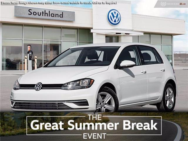 2021 Volkswagen Golf Comfortline (Stk: M21133) in Medicine Hat - Image 1 of 23