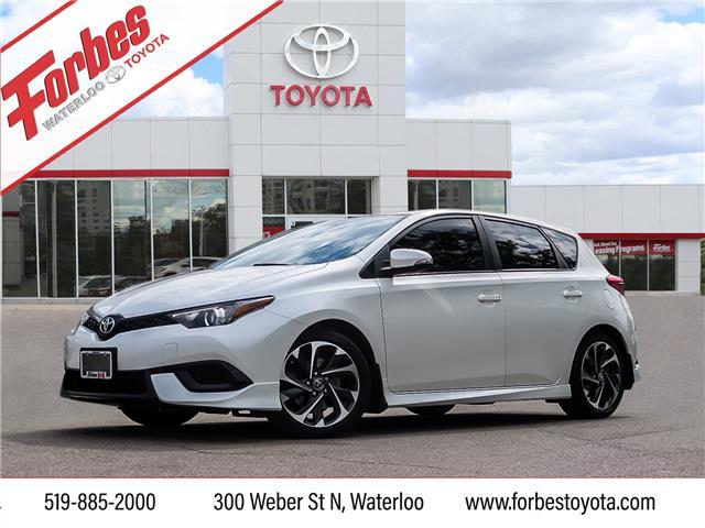 2017 Toyota Corolla iM Base (Stk: 15307S) in Waterloo - Image 1 of 23