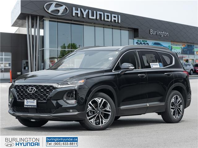 2019 Hyundai Santa Fe Ultimate 2.0 5NMS5CAA4KH104545 N1367 in Burlington