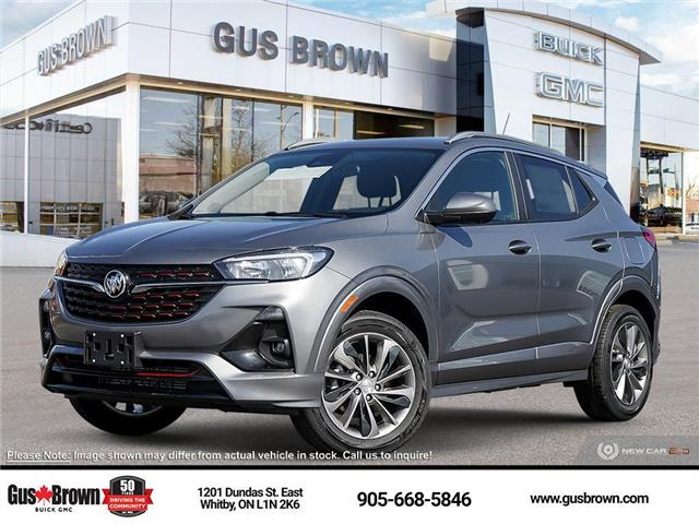 2021 Buick Encore GX Select (Stk: B167255) in WHITBY - Image 1 of 23