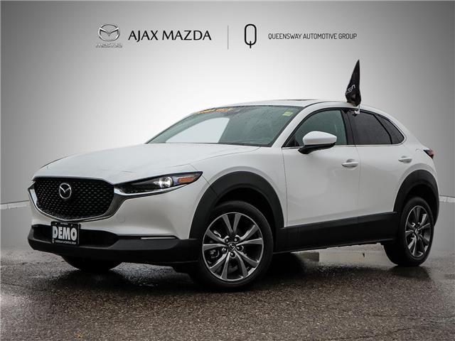 2021 Mazda CX-30  (Stk: 21-0023) in Ajax - Image 1 of 28