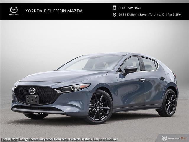 2021 Mazda Mazda3 Sport GT w/Turbo (Stk: 211213) in Toronto - Image 1 of 11