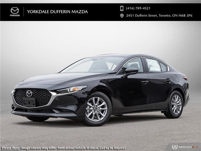 2021 Mazda Mazda3 GS (Stk: 211217) in Toronto - Image 1 of 23