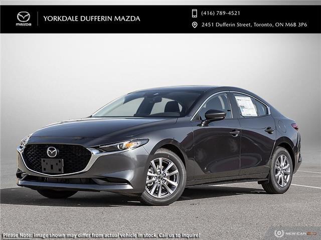 2021 Mazda Mazda3 GS (Stk: 211218) in Toronto - Image 1 of 23