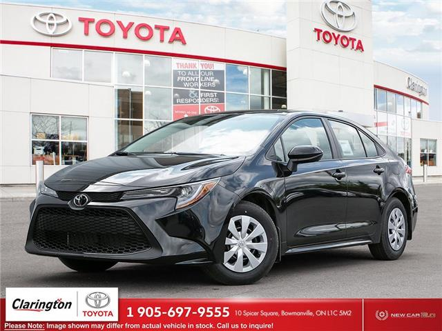 2021 Toyota Corolla L (Stk: 21653) in Bowmanville - Image 1 of 23