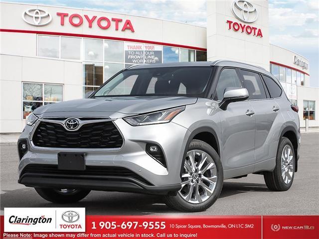 2021 Toyota Highlander Limited (Stk: 21640) in Bowmanville - Image 1 of 23