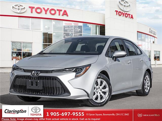 2021 Toyota Corolla LE (Stk: 21647) in Bowmanville - Image 1 of 21