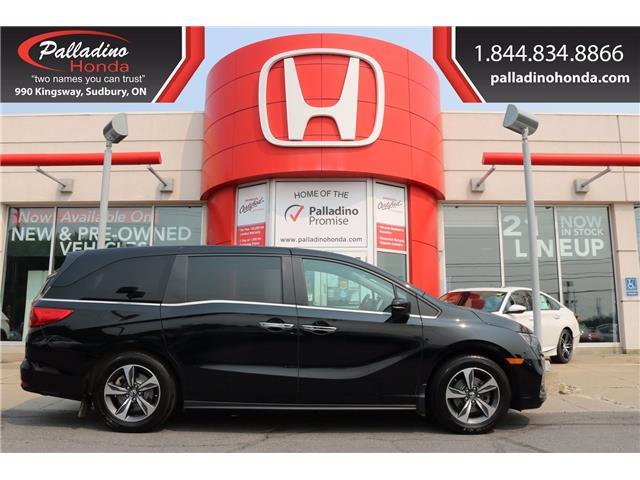 2018 Honda Odyssey EX-L (Stk: 23174A) in Greater Sudbury - Image 1 of 38