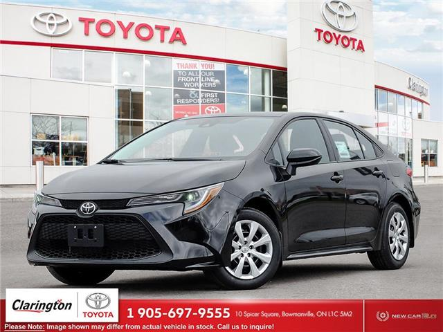 2021 Toyota Corolla LE (Stk: 21643) in Bowmanville - Image 1 of 23