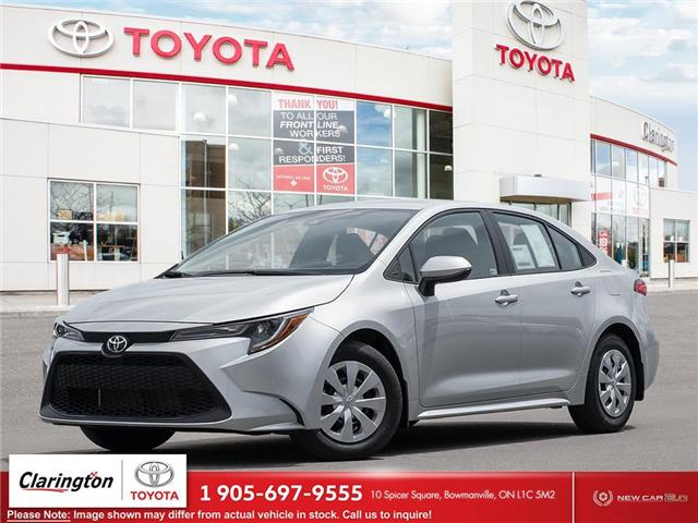 2021 Toyota Corolla L (Stk: 21645) in Bowmanville - Image 1 of 23