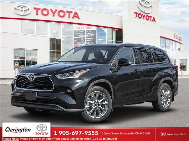 2021 Toyota Highlander Limited (Stk: 21655) in Bowmanville - Image 1 of 23