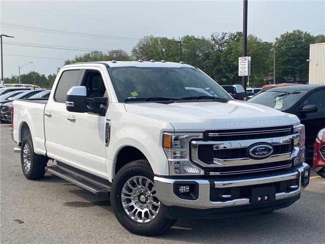 2021 Ford F-250 XLT (Stk: 21T538) in Midland - Image 1 of 14