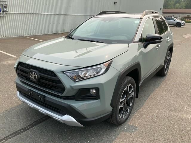 2021 Toyota RAV4 Trail (Stk: TX257) in Cobourg - Image 1 of 10