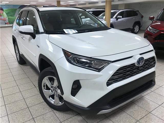 2021 Toyota RAV4 Hybrid Limited (Stk: 211417) in Calgary - Image 1 of 22