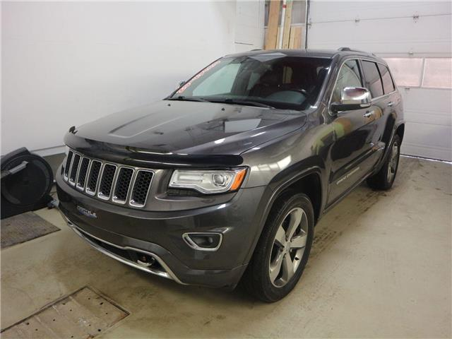2015 Jeep Grand Cherokee Overland (Stk: L0293A) in Québec - Image 1 of 34