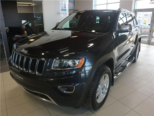 2014 Jeep Grand Cherokee Limited (Stk: L0066B) in Québec - Image 1 of 34