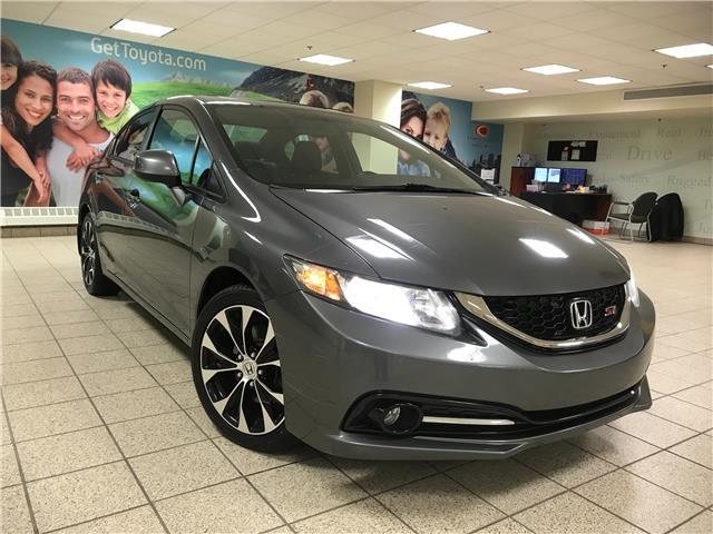 2013 Honda Civic Si (Stk: 211223A) in Calgary - Image 1 of 20