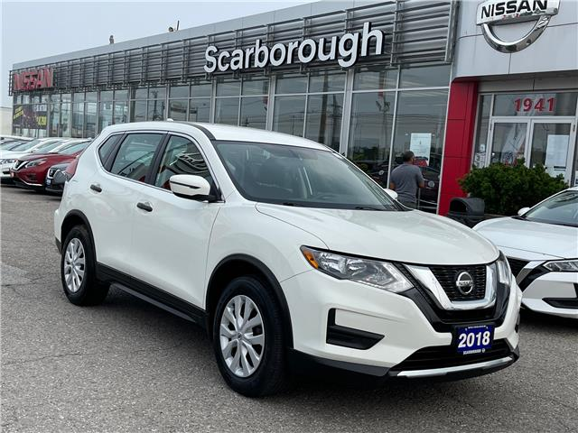 2018 Nissan Rogue S (Stk: P7747) in Scarborough - Image 1 of 8