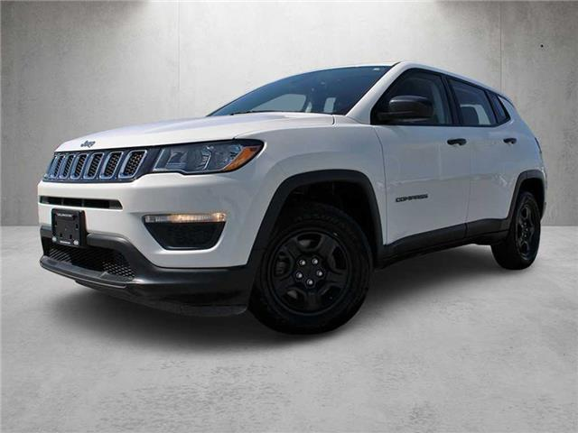 2018 Jeep Compass Sport (Stk: K17-2983A) in Chilliwack - Image 1 of 10