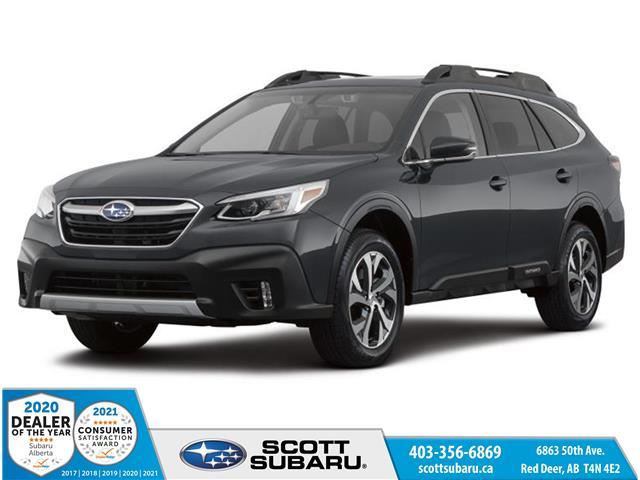 2022 Subaru Outback Limited (Stk: 128554) in Red Deer - Image 1 of 2