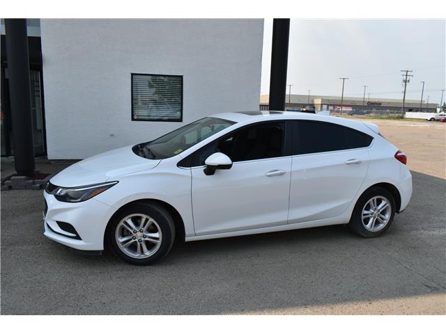 2018 Chevrolet Cruze LT Auto (Stk: PP1006) in Saskatoon - Image 1 of 24