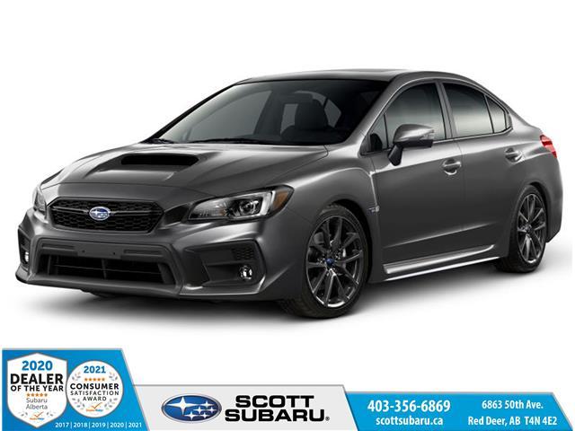 2021 Subaru WRX Sport (Stk: 817539) in Red Deer - Image 1 of 9