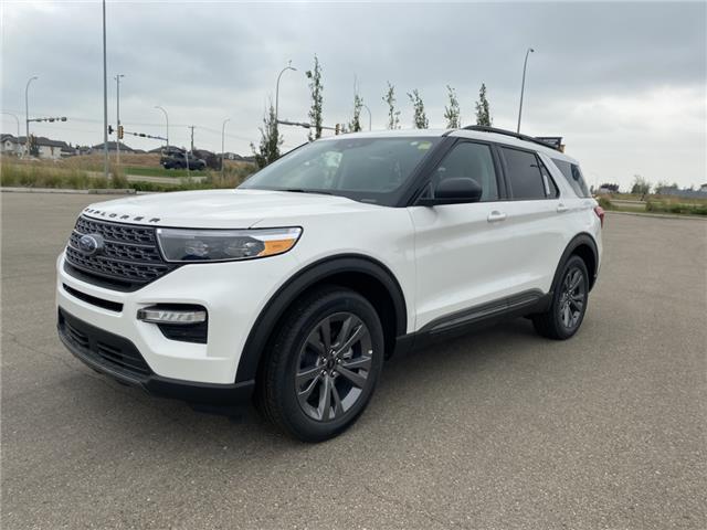 2021 Ford Explorer XLT (Stk: MEX046) in Fort Saskatchewan - Image 1 of 23