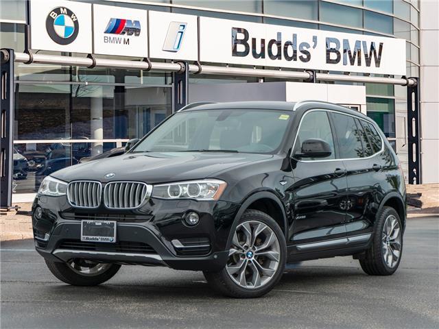 2017 BMW X3 xDrive28i (Stk: DB8215) in Oakville - Image 1 of 28