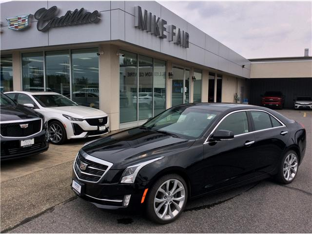2018 Cadillac ATS 3.6L Premium Luxury (Stk: 21315A) in Smiths Falls - Image 1 of 15