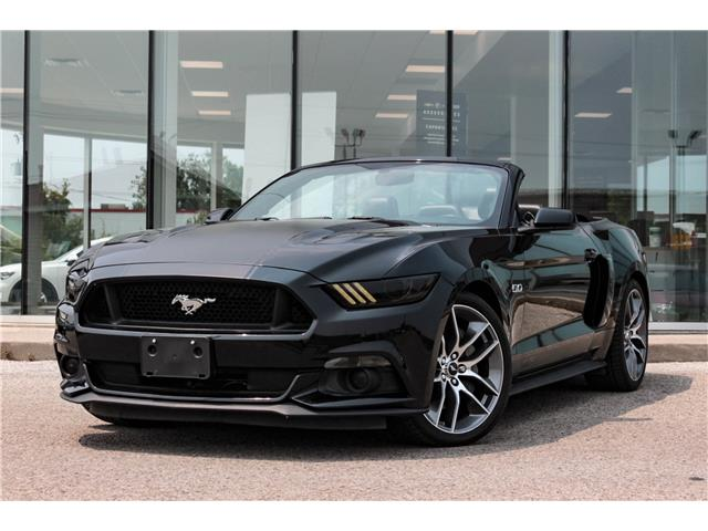 2015 Ford Mustang GT Premium (Stk: 706641) in Sarnia - Image 1 of 29