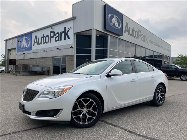 2017 Buick Regal Sport Touring (Stk: 17-71709JB) in Barrie - Image 1 of 28