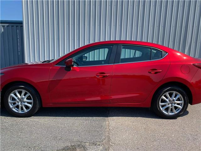 2015 Mazda Mazda3 GS (Stk: ) in Alma - Image 1 of 9