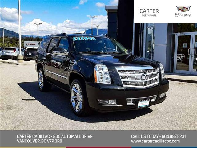 2011 Cadillac Escalade Hybrid Base (Stk: D54051) in North Vancouver - Image 1 of 24