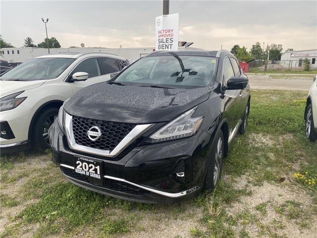 2021 Nissan Murano SL (Stk: 21141) in Sarnia - Image 1 of 4