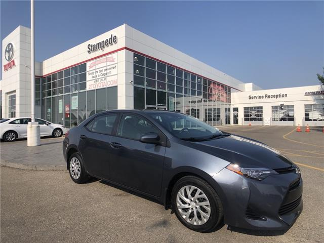 2017 Toyota Corolla LE (Stk: 210661A) in Calgary - Image 1 of 21