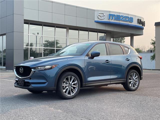 2021 Mazda Mazda3 Sport GS (Stk: 21C054) in Kingston - Image 1 of 15