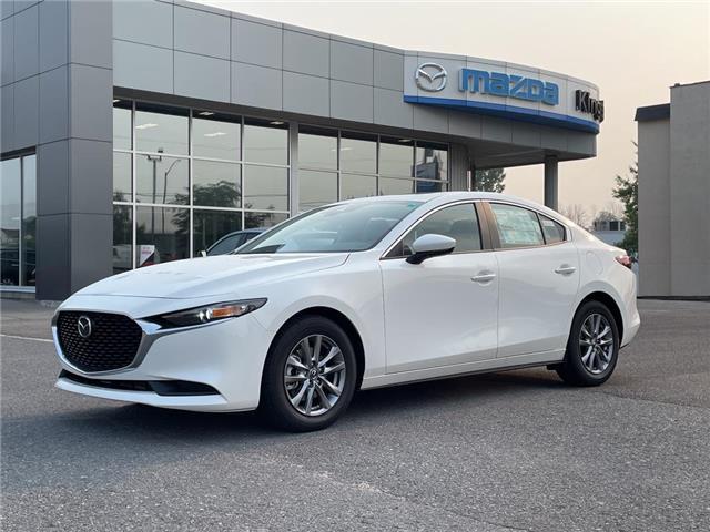 2021 Mazda Mazda3 GS (Stk: 21C055) in Kingston - Image 1 of 16