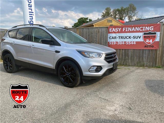 2017 Ford Escape  1FMCU0GD7HUD46279 FD46279 in Brantford