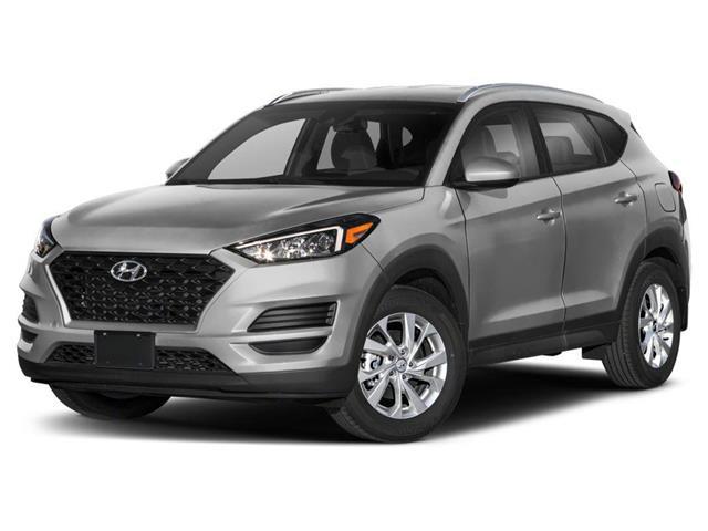 2021 Hyundai Tucson Preferred w/Sun & Leather Package (Stk: N23316) in Toronto - Image 1 of 9