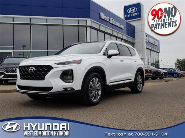2020 Hyundai Santa Fe SEL (Stk: E5738) in Edmonton - Image 1 of 21