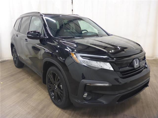 2020 Honda Pilot Black Edition (Stk: 21071546) in Calgary - Image 1 of 30