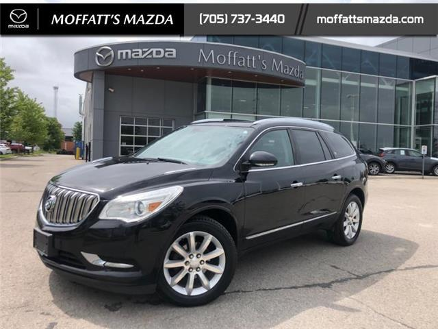 2017 Buick Enclave Premium (Stk: P8931A) in Barrie - Image 1 of 22