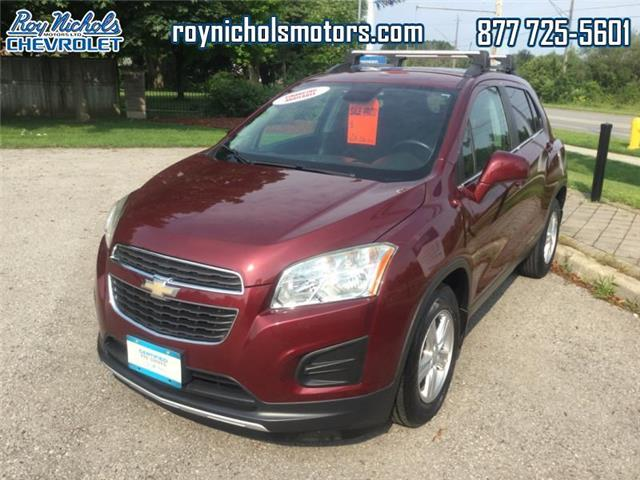 2015 Chevrolet Trax 1LT (Stk: X453A) in Courtice - Image 1 of 14