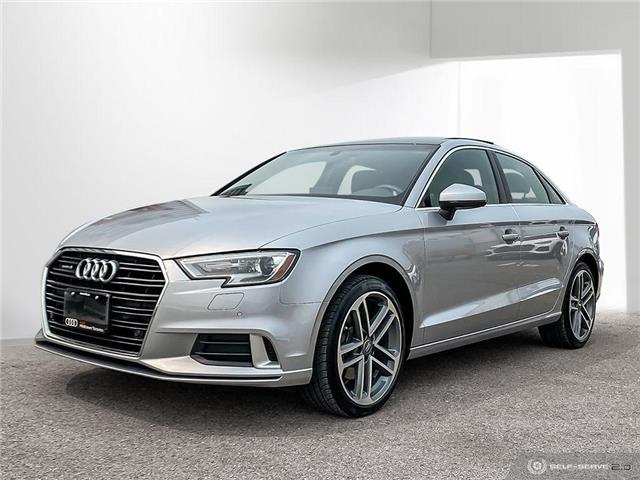 2017 Audi A3 2.0T Komfort (Stk: A11036A) in Toronto - Image 1 of 25