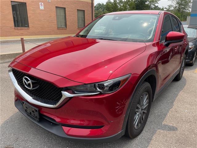 2017 Mazda CX-5 GS (Stk: P3718) in Toronto - Image 1 of 19
