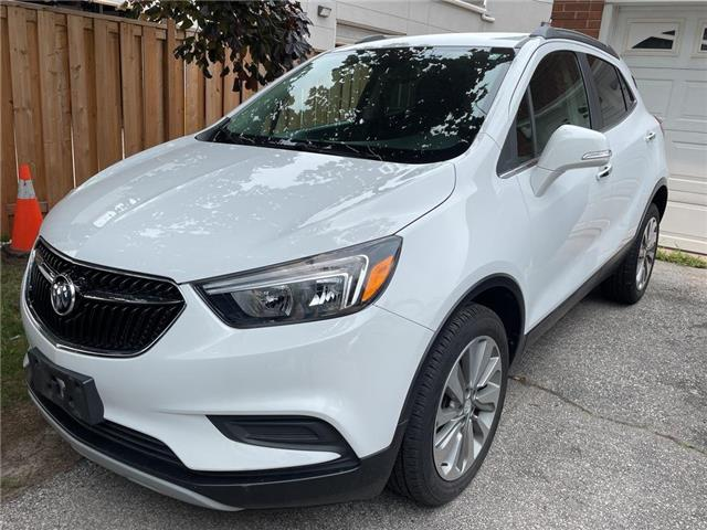 2019 Buick Encore Preferred (Stk: P3657A) in Toronto - Image 1 of 20