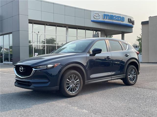 2018 Mazda CX-5 GS (Stk: 21p040) in Kingston - Image 1 of 15